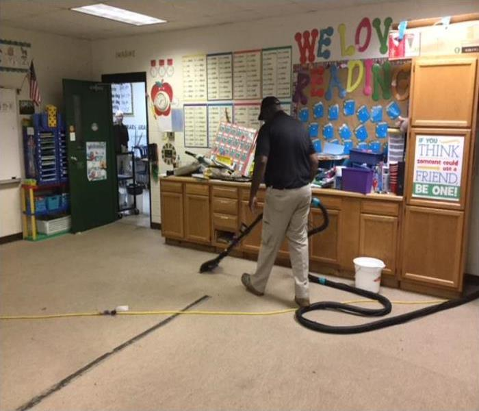 Commercial Cleaning In Monroe After