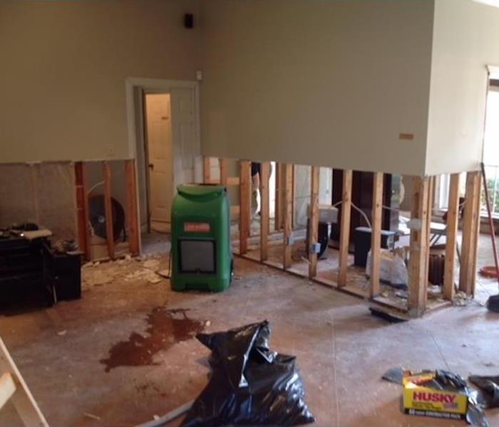 Water Damage When Your Return Home From Vacation Leads To The Need For Water Removal In Your West Monroe Home
