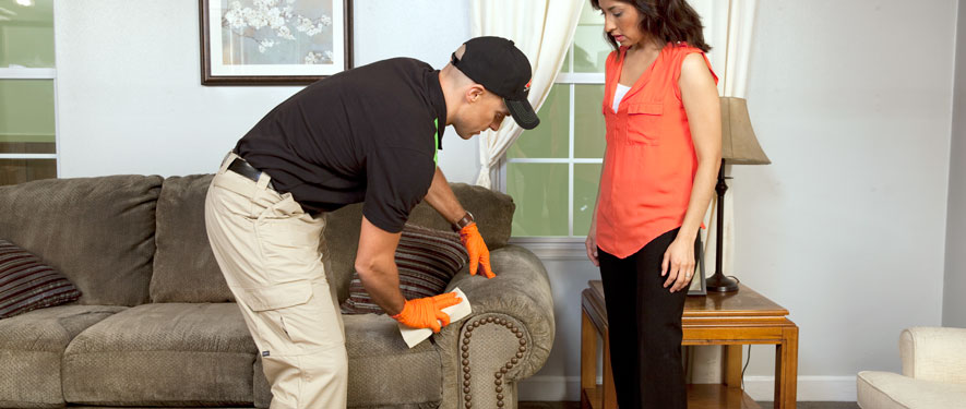 Monroe, LA carpet upholstery cleaning